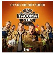 塔科马消防队第二季