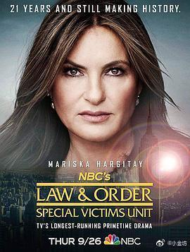 法律与秩序:特殊受害者第二十一季(欧美剧)
