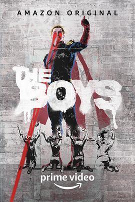 黑袍纠察队第一季的海报