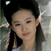小龙女刘亦菲微博照片