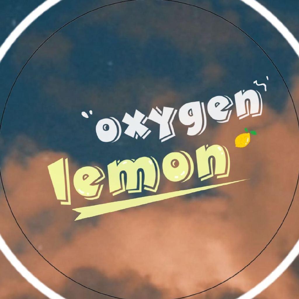 氧氣柠檬-_