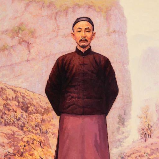 """""""贵州昭明通達文化传媒有限公司""""创办人,从事書畫推广及收藏。"""