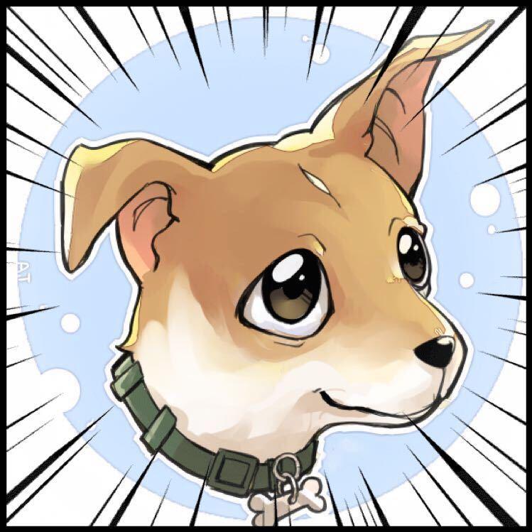 喜欢动画片和小动物。业余翻译,专业树洞。宇宙和平友谊帮忙教教主特派驻地球大使。而且我还有狗!!!