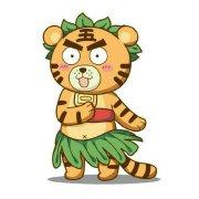 跳跳可爱虎