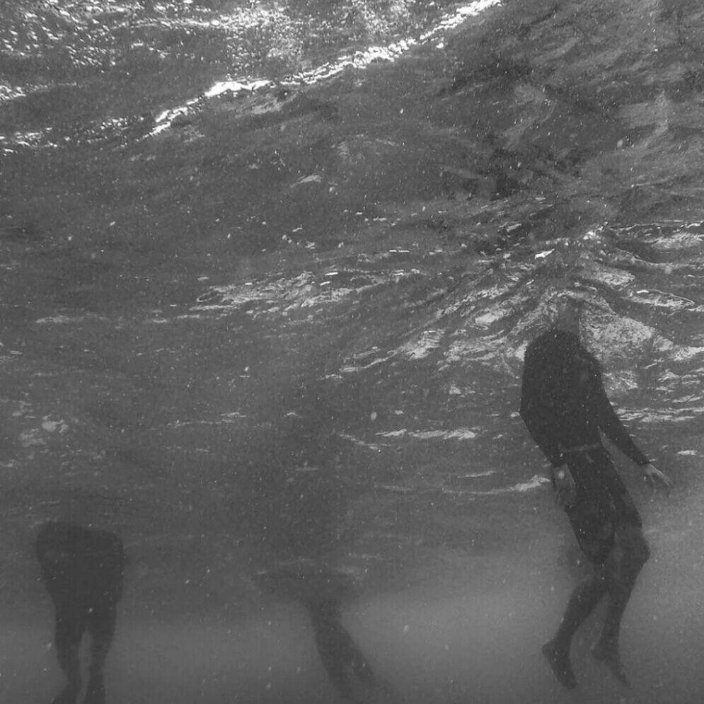我是海里一叶孤舟