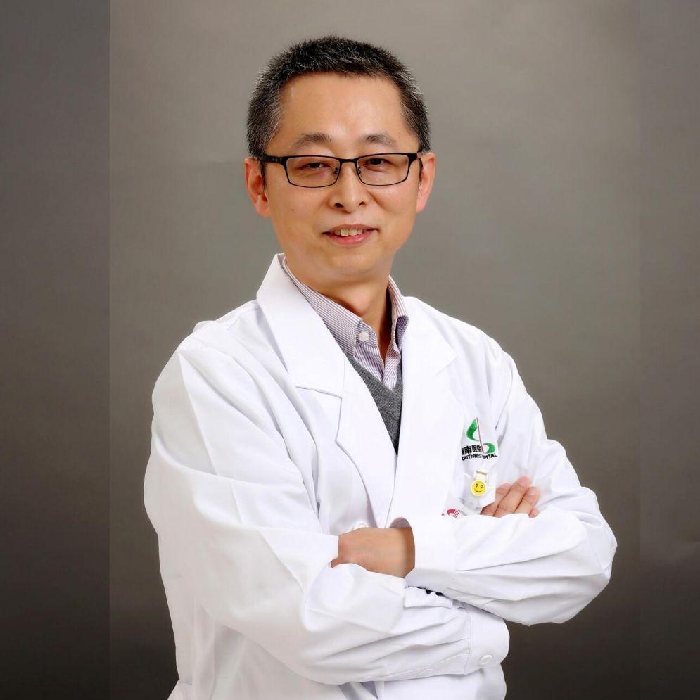 杨希川教授-皮肤科医生