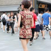 时尚收集基地微博照片
