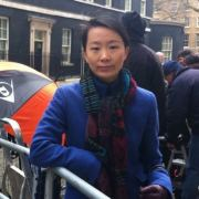 孔琳琳--伦敦的新闻生活