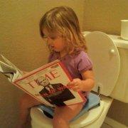 我的厕所读物