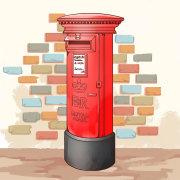 城南邮局微博照片