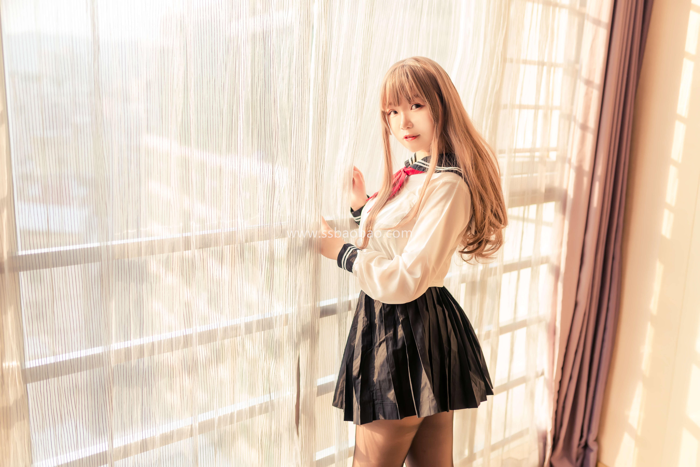 Yoko宅夏 - 水手服黑丝 [30P-201MB]07