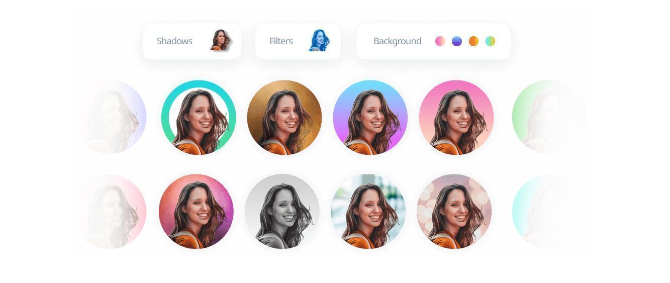 Profile Pic Maker – 免费的头像在线工具,自动去背景并加上超过 50 种背景sihaiba.com