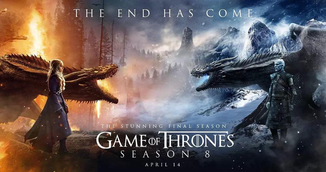权力的游戏第八季