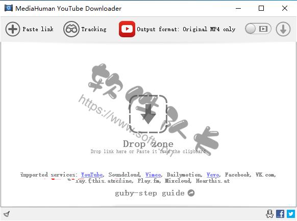 YouTube视频下载 MediaHuman YouTube Downloader v3.9.9.33 中文破解版【Win软件】