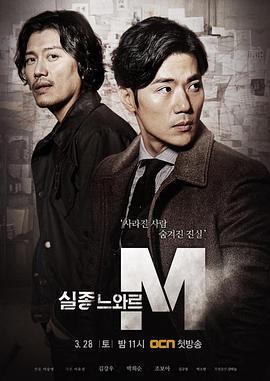 特殊失踪专案组:失踪的黑色M的海报