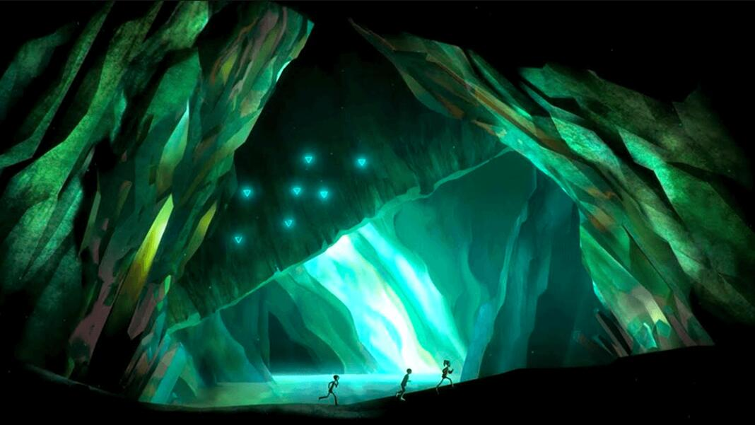 超自然少年题材惊悚游戏《奥森弗里(Oxenfree)》,破解封尘已久的谜团