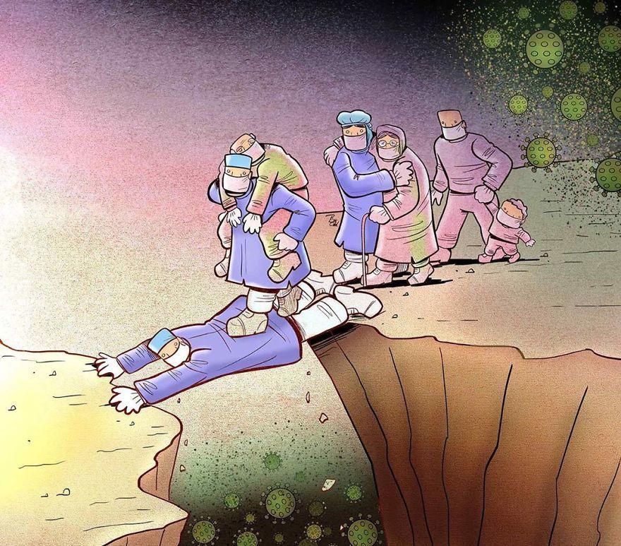 【清明祭】致敬英雄,缅怀同胞插图3