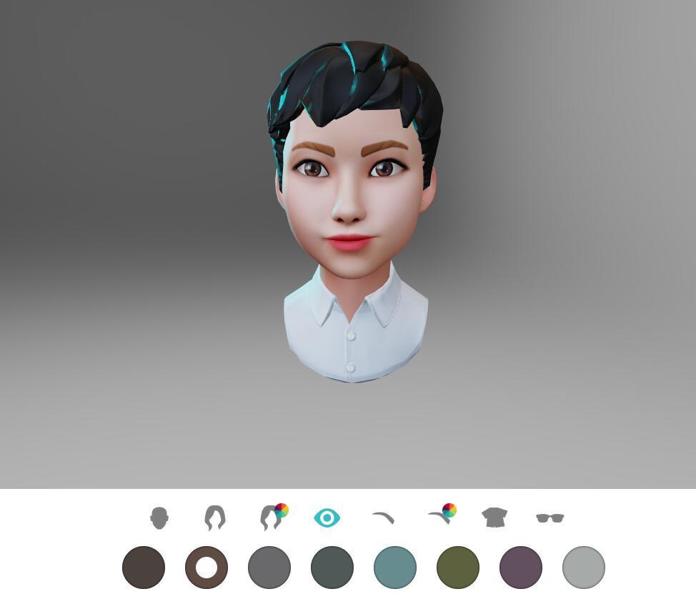 【趣味网站】Ready Player Me— 制作个人专属3D头像插图(6)