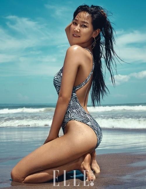 夏天来了身材不好,不好搭配衣服?看看这4位韩国女偶像的瘦身秘诀吧!插图8