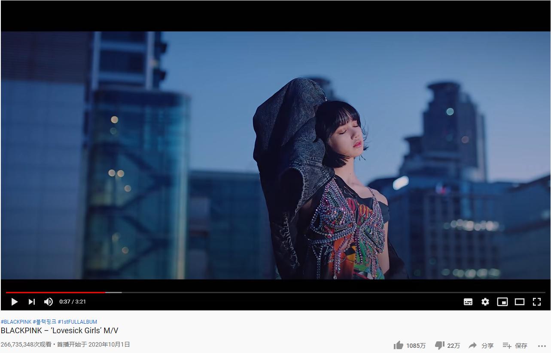 2020年YouTube上观看最多次数的韩国MV TOP10,她们打败了BTS拿下第一插图7