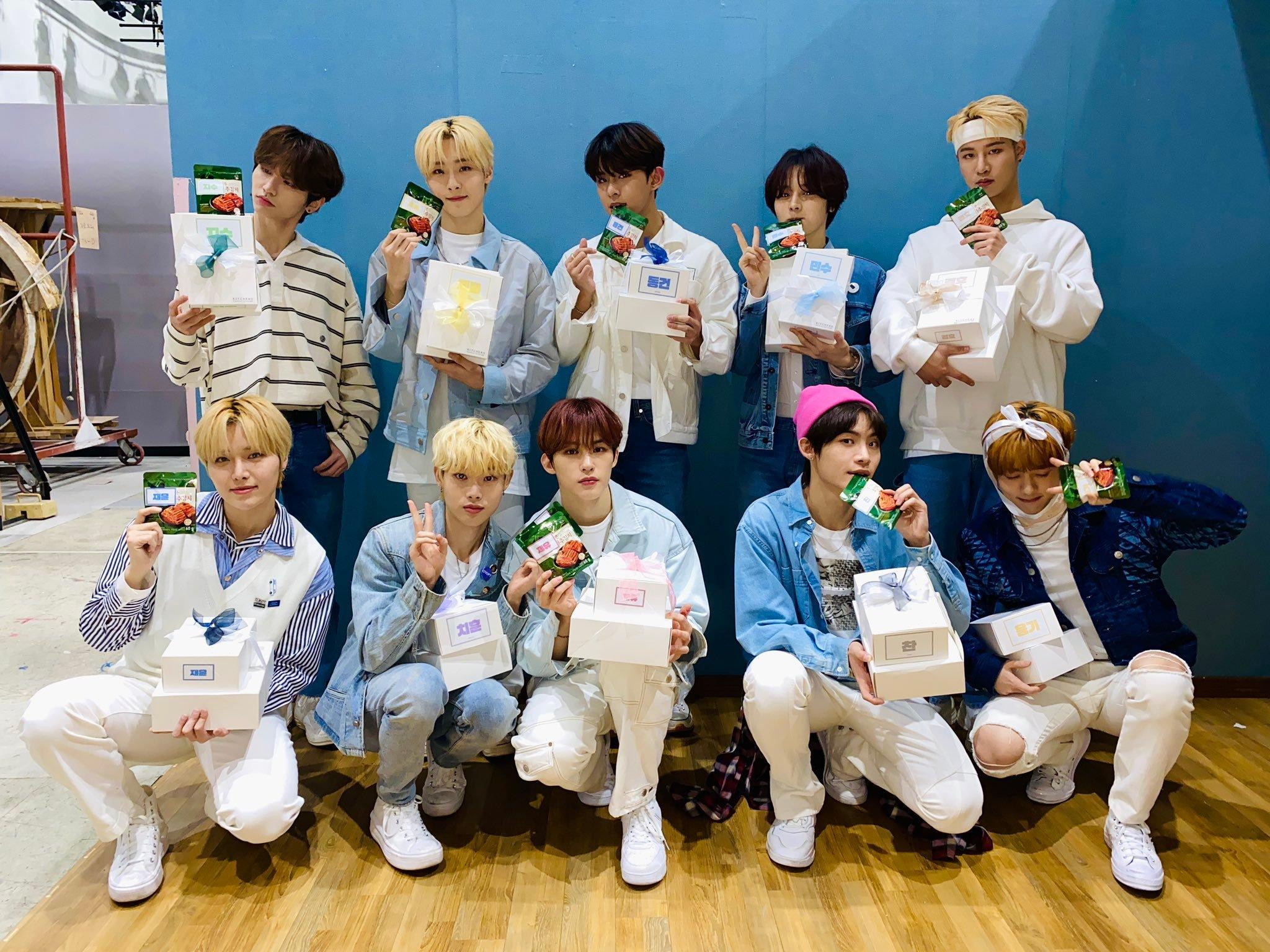 2020年韩国新出道偶像团专辑销量TOP10,已经有3个团专辑销量超过30万张插图14