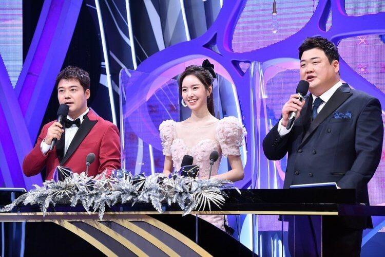 2020年KBS演艺大赏,《两天一夜4》拿下5大奖,金宣虎勇夺综艺新人奖插图1