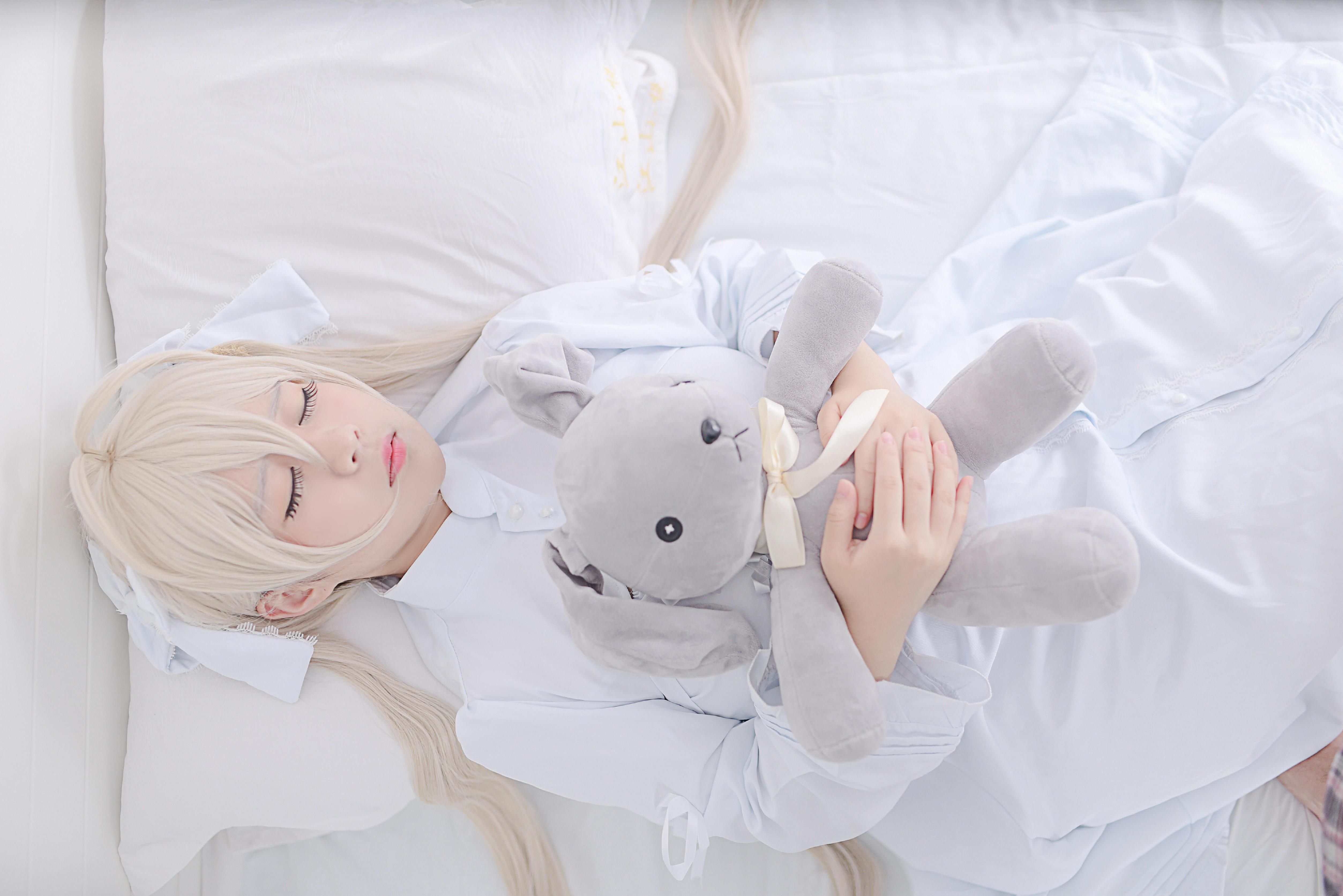【Cosplay欣赏】缘之空 恨妹不成穹 COSPLAY 第6张