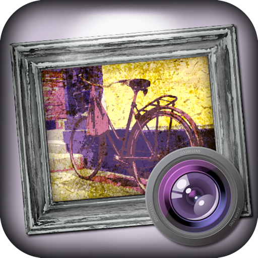 JixiPix Grungetastic 2.70 破解版 – 污迹风格照片制作软件