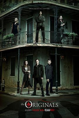 初代吸血鬼第三季的海报