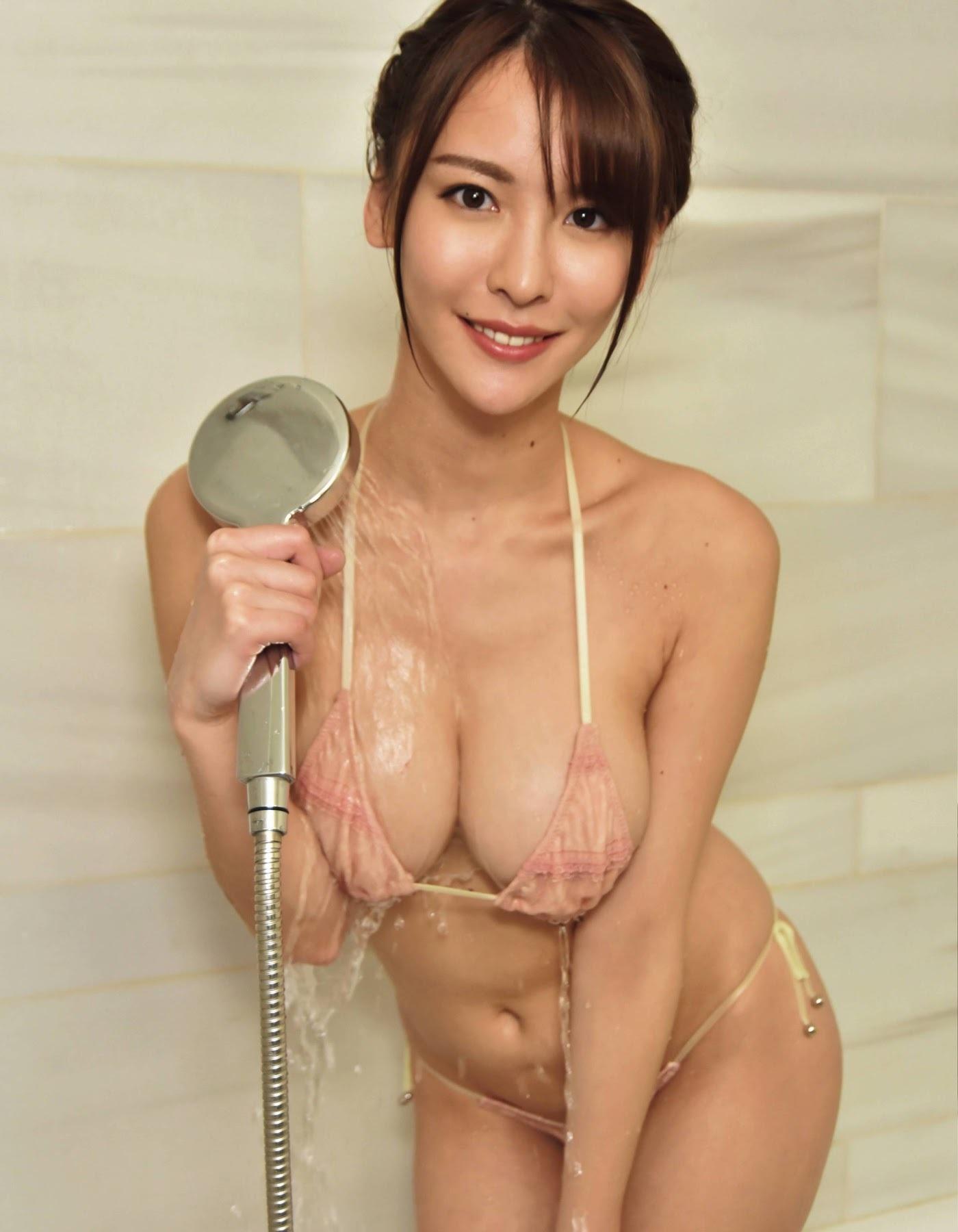 九头身日本甜姐儿奈月Sena性感比基尼美照 福利吧 热图8