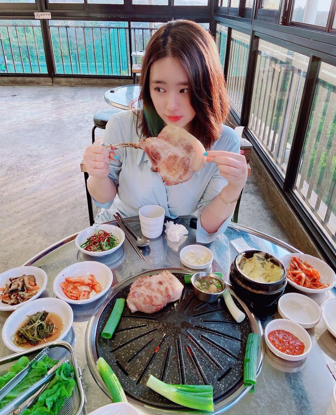 韩国成熟御姊「Bitnara」性感出浴照,真实年龄和外表超反差插图1