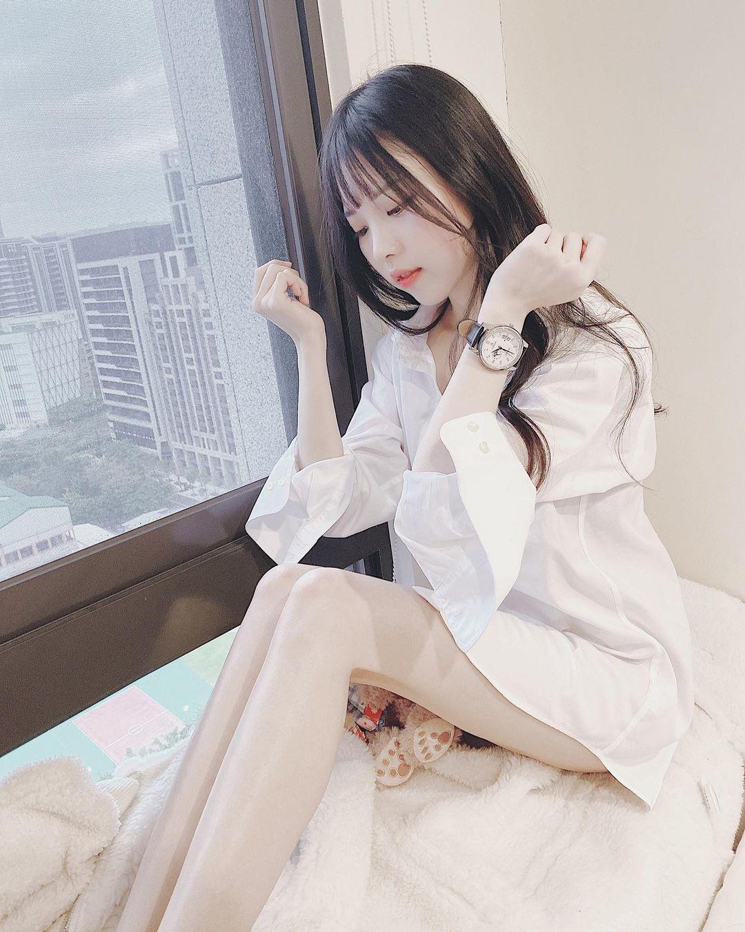 萌系美少女赵兔兔女友感满分让人融化了 妹子图 热图3