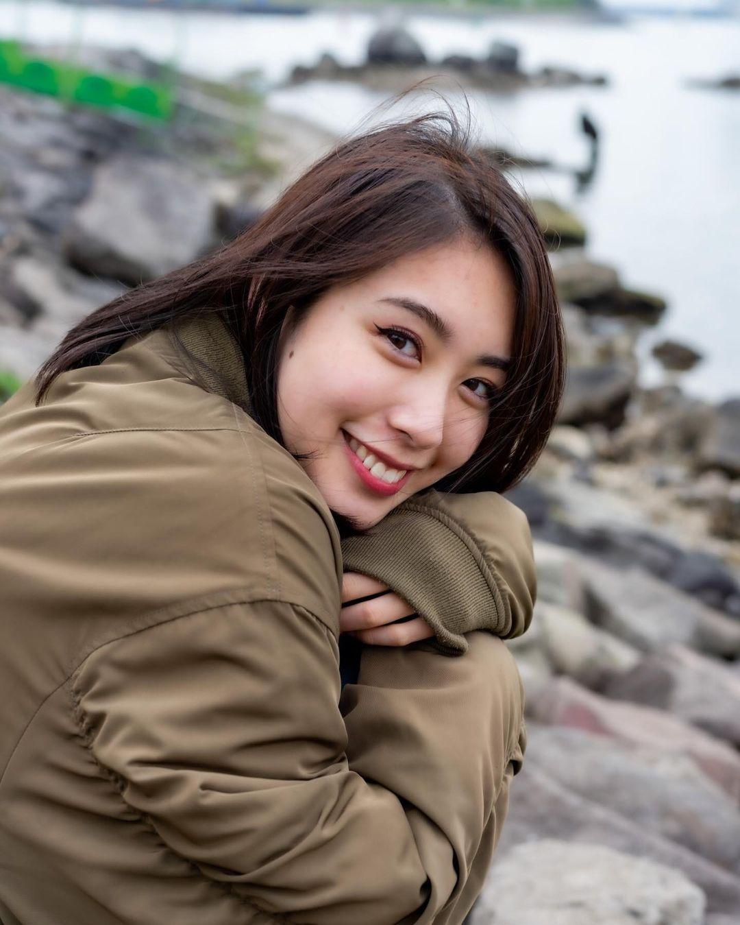 长腿小姐姐CHIAKI完美腰身甜美笑容让人瞬间沦陷 宅猫猫 热图3