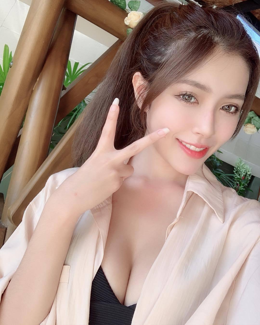 马来西亚的网红娜娜Hannah 回头率100%的超胸妹子 网络美女 第5张
