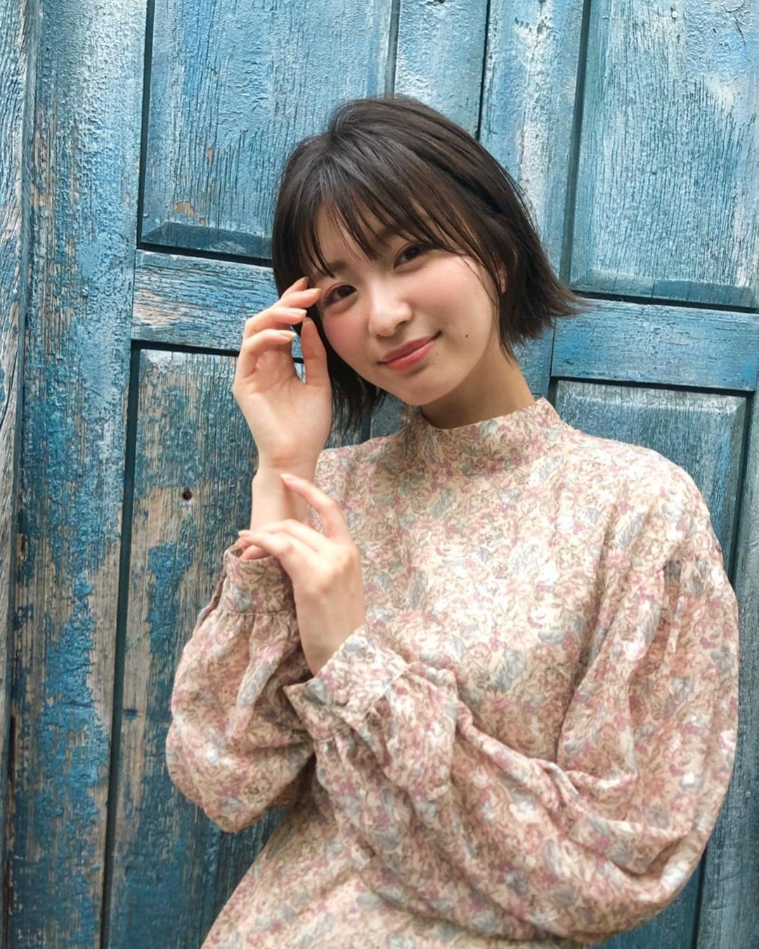 日系时尚杂志模特冈崎纱绘清甜笑容亲和力十足完全就是女友理想型 网络美女 第26张