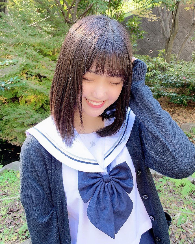 可爱二次元女生「KAREN」,甜美外型空灵气质梦幻程度满分-新图包
