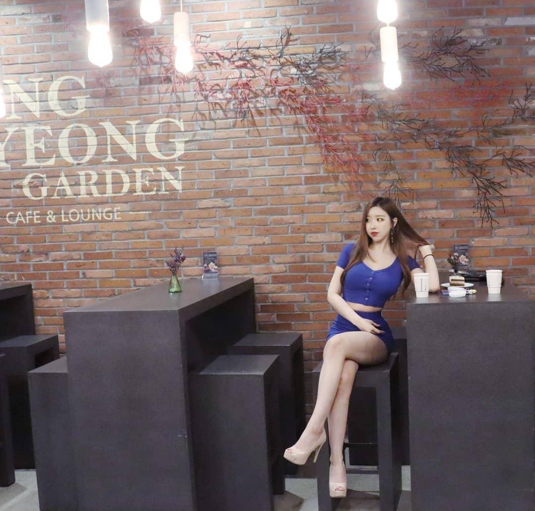 韩国极品网红美女jungvely_1121身材超性感 养眼图片 第6张