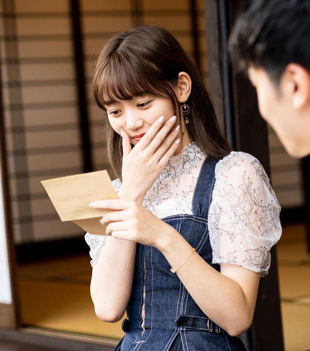 史上最可爱国中生江野沢爱美长大了.不只甜美笑容依旧,空灵气质更是疗愈人心 网络美女 第19张