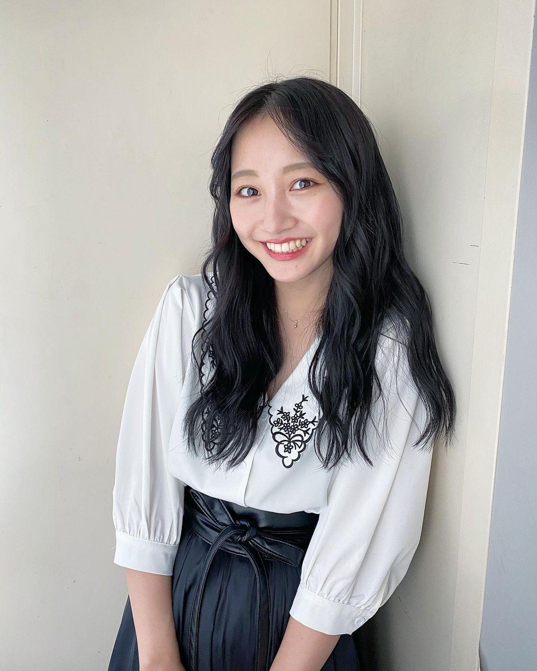 NMB48次世代王牌山本彩加引退转当护理师超暖原因让人更爱她了 网络美女 第17张