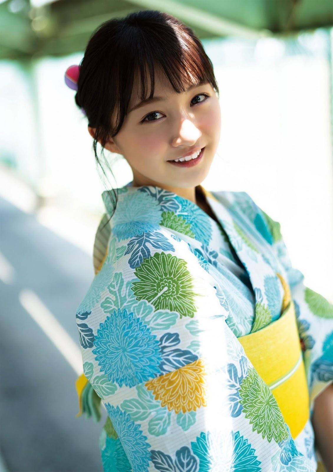 NMB48次世代王牌山本彩加引退转当护理师超暖原因让人更爱她了 网络美女 第35张