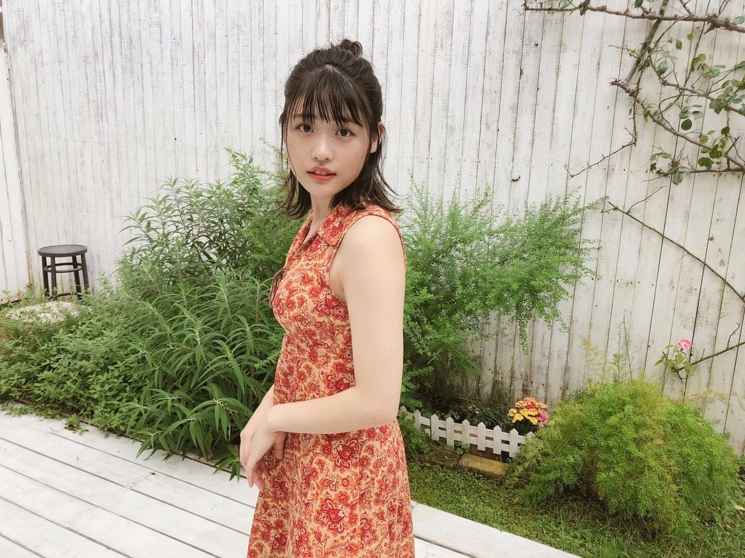 新生代写真皇后「石田桃香」新照曝光散发诱惑-新图包
