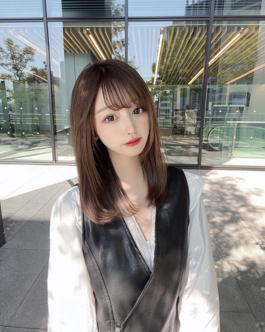 正翻了.名古屋「美女大学生」甜美又有气质,纤细小蛮腰超迷人. 日本美女 邻家女孩 美少女 养眼图片 第6张