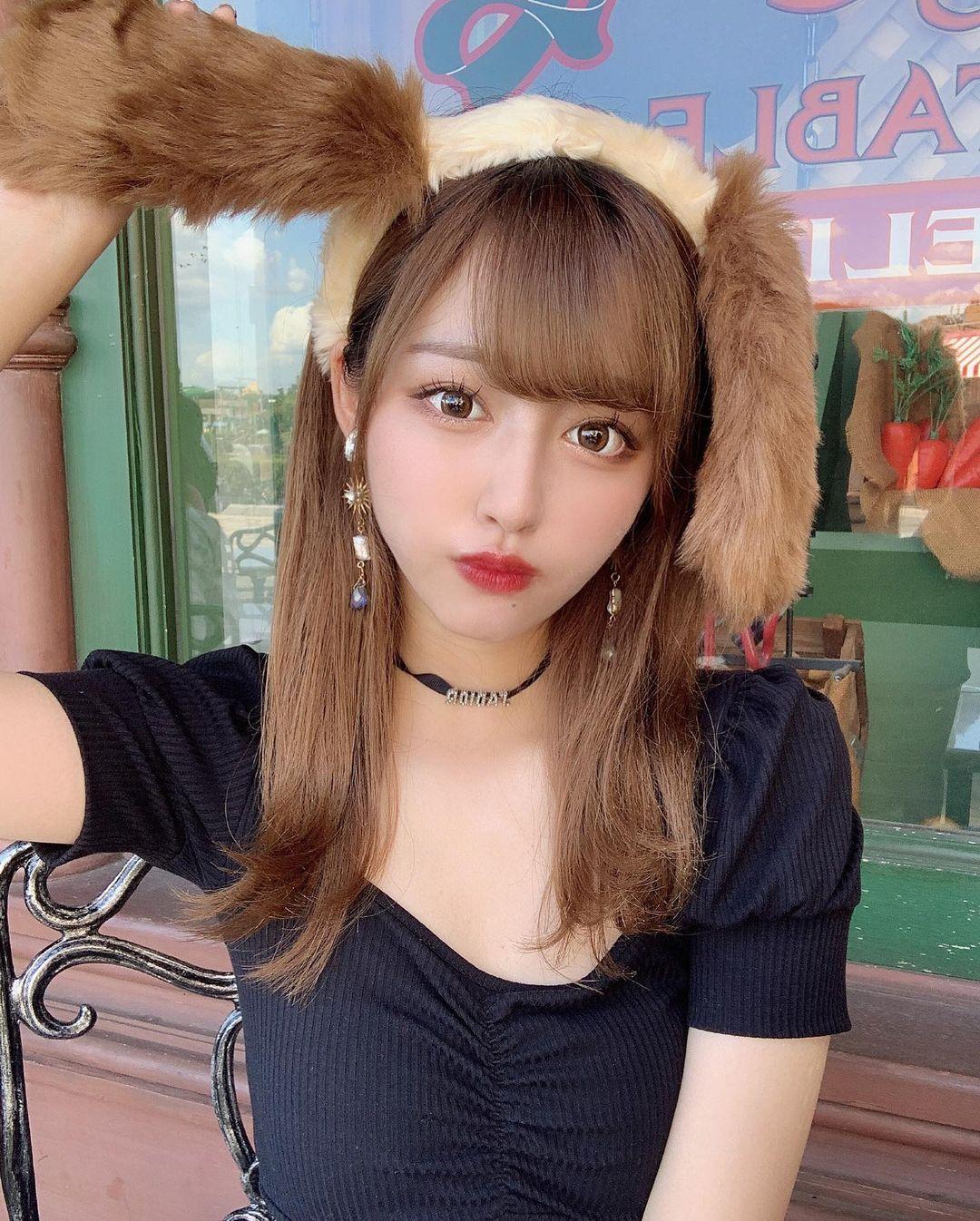 正翻了!名古屋「正妹大学生」甜美又有气质,纤细小蛮腰超迷人! 日本正妹 邻家女孩 美少女-新图包