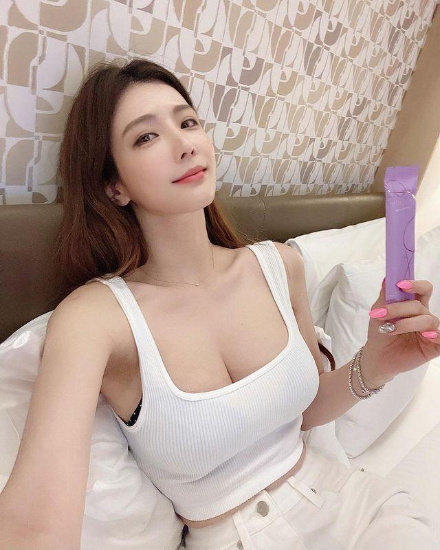 韩国的人气模特儿朴多贤E杯超级火辣 养眼图片 第4张