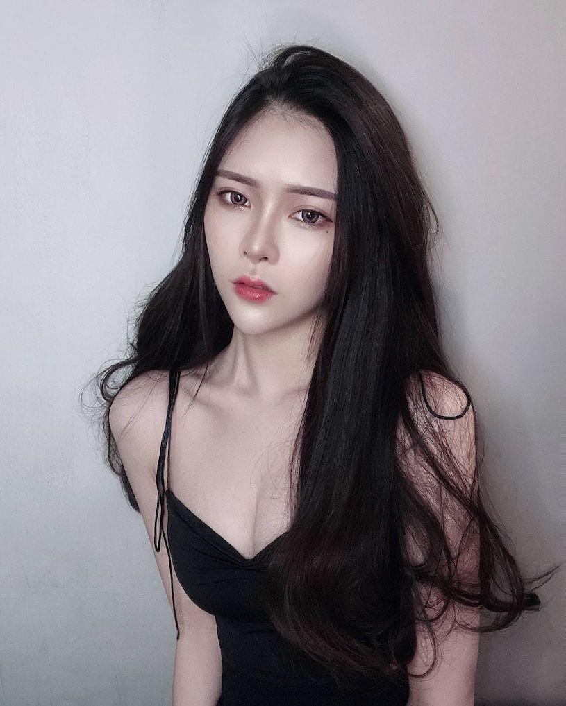 马来西亚高冷妹子@jingqii077紧身旗袍超撩人 养眼图片 第6张