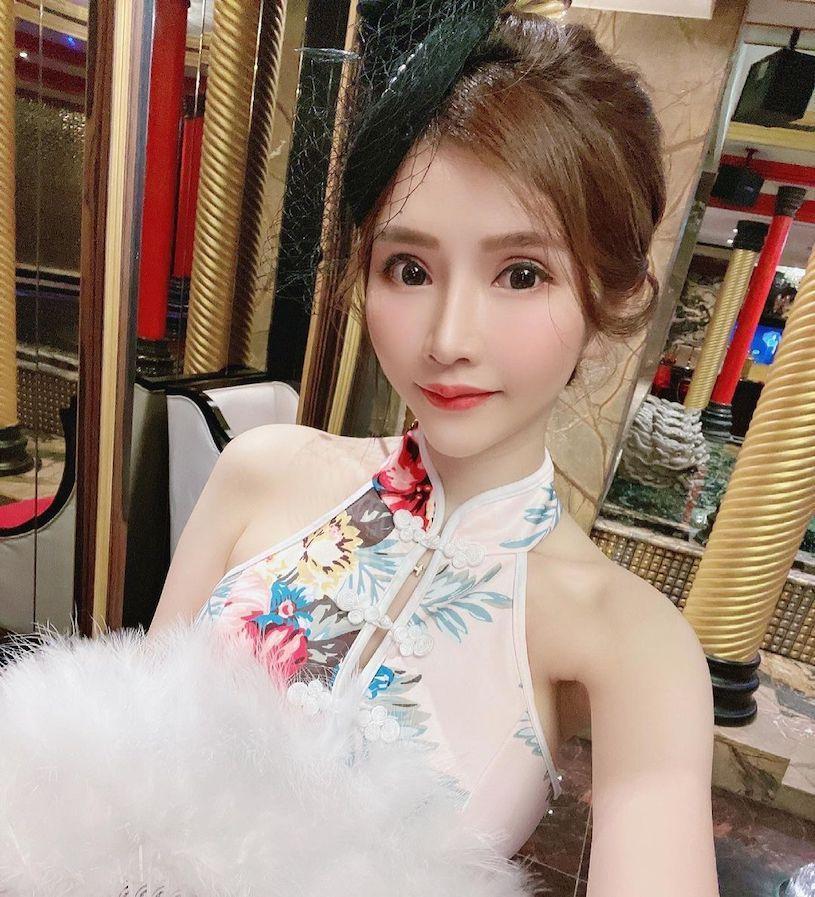 台南舞魅娘lllll_54321小羚火辣的好身材太凶了 吃瓜基地 第4张
