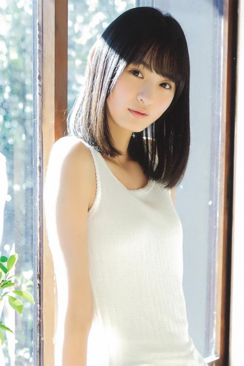乃木坂46偶像远藤さくら开朗笑颜散发纯真气息 网络美女 第16张