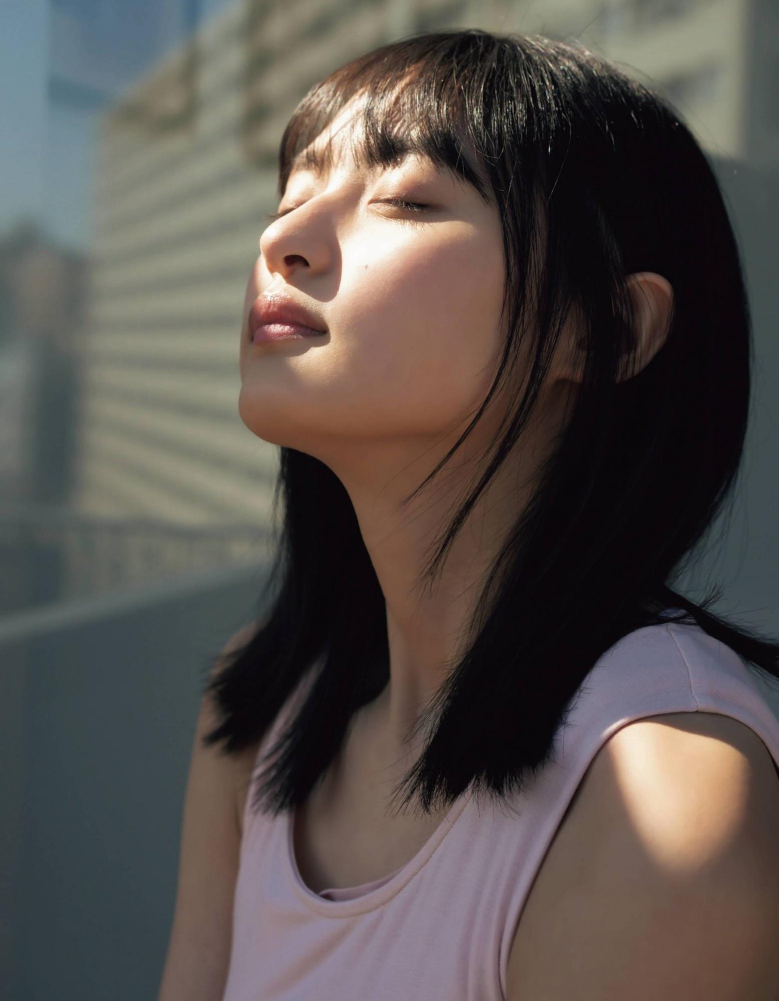 乃木坂46偶像远藤さくら开朗笑颜散发纯真气息 网络美女 第28张
