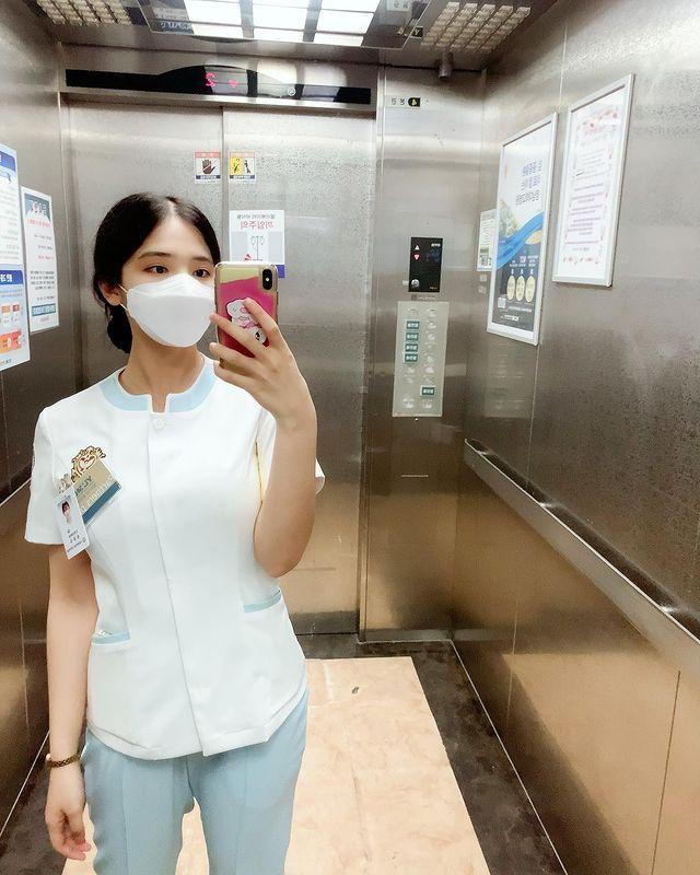 想被治疗!南韩清纯小护士《YuJu》插图(3)