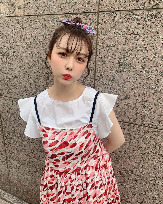 日本混血女星村重杏奈日常美图分享,颜值太犯规了!-觅爱图
